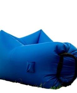 Надувное кресло AirPuf Синий